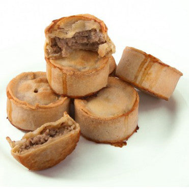 Cocktail Scotch Pies (6 Pack)