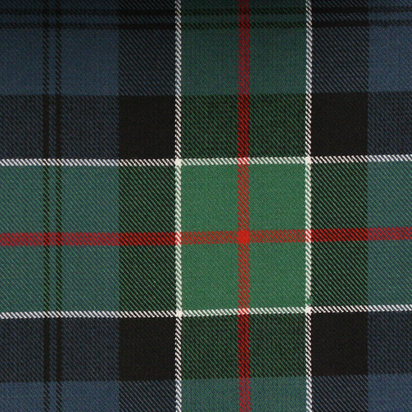 Colquhoun Tartan Poly Viscose Cloth