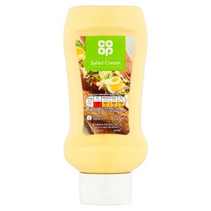 Co-op Salad Cream 470g