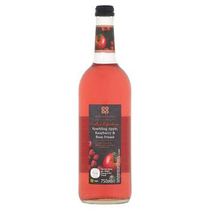 Co Op Irresistible Apple Raspberry with Rose Presse 750ml