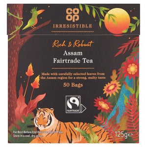 Co Op Fairtrade Assam Tea