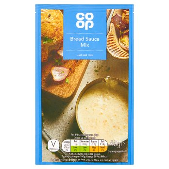 Co Op Bread Sauce Mix
