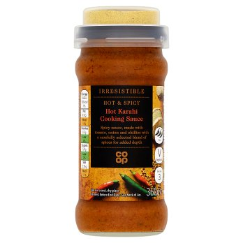 Co Op Karahi Cooking Sauce