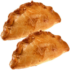 Scottish Style Cornish Pasty (2 Pack)