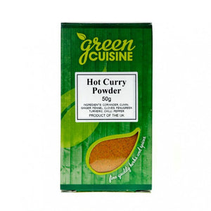 Green Cuisine Hot Curry Powder