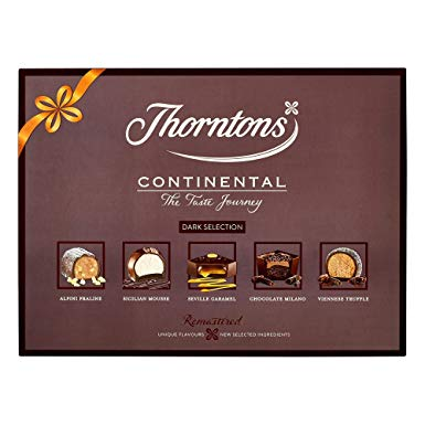 Thorntons Continental Dark Collection