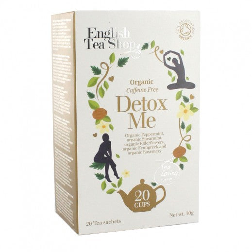 English Tea Shop Detox Me Organic Tea