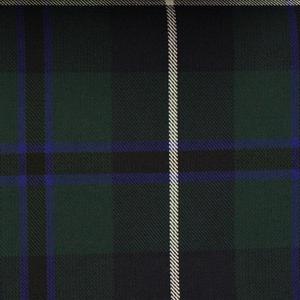 Douglas Tartan Poly Viscose Cloth