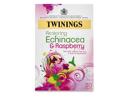 Twinings Echinachea & Raspberry Tea Bags
