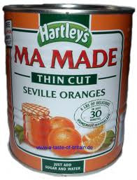 Hartley's Ma Made Thin Cut Seville Oranges