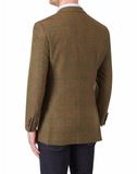 Montrose Jacket Brown Country Check