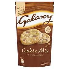 Galaxy Cookie Mix 180g