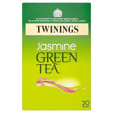 Twinings Green Tea with Jasmine Tea Bags