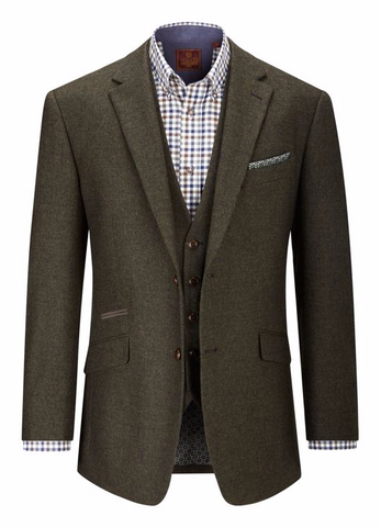 Dalton Olive Donegal Jacket