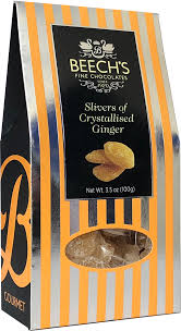 Beech's Slivers of Crystallised Ginger