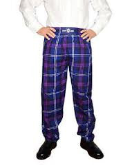 Tartan Leisure Pants