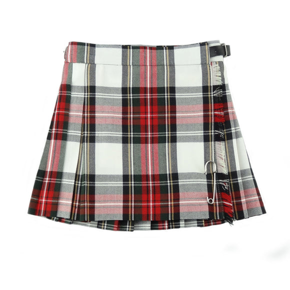 Girl's Dress Stewart Tartan Kilt