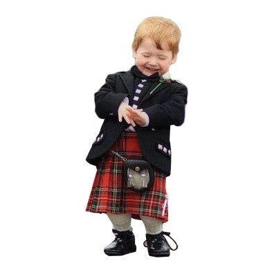 Children's Kilt Package Rental