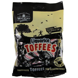 Walker's Liquorice Toffees
