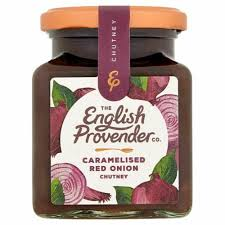 English Provender Caramelised Red Onion Chutney 325g