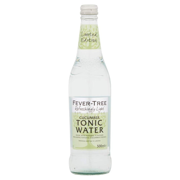 Fever-Tree Light Cucumber Tonic Water