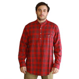 Flannel Grandfather Shirt