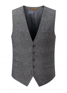 Dalton Grey Donegal Waist Coat