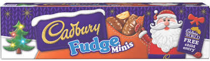 Cadbury Mini Fudge Tube