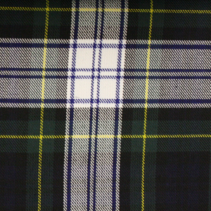 Gordon Dress Tartan Poly Viscose Cloth