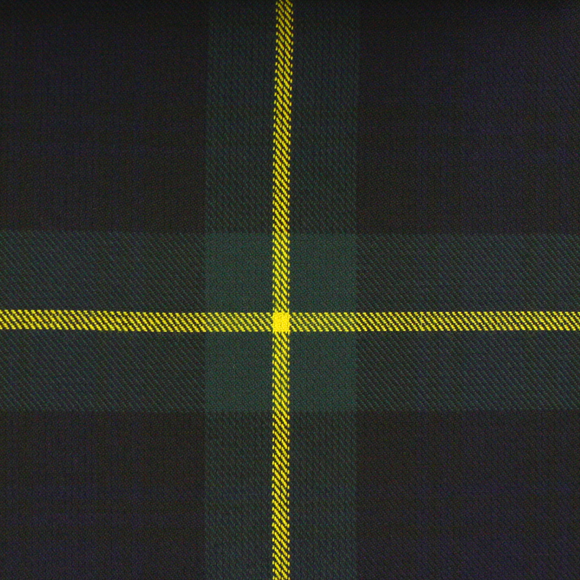 Gordon Tartan Poly Viscose Cloth