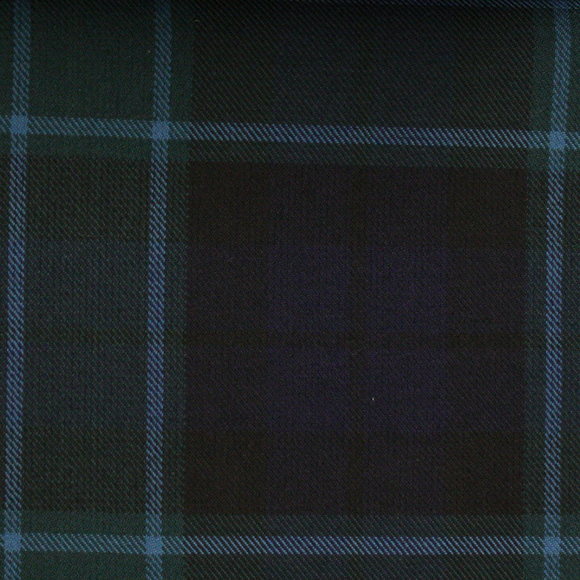 Graham of Mentieth Tartan Poly Viscose Cloth