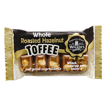 Walkers Toffee Bar Hazelnut