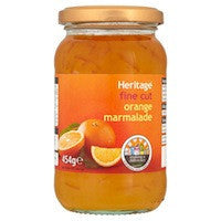 Heritage Fine Cut Orange Marmalade