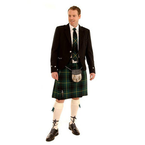 The Highland Gentleman Kilt Package