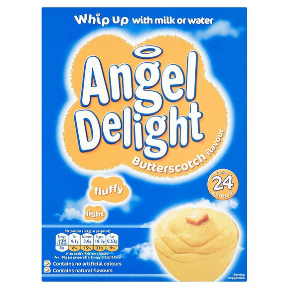 Bird's Angel Delight Butterscotch