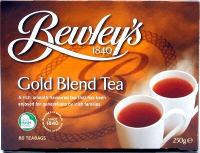 Bewley's Gold Blend 80 Tea Bags