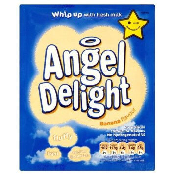 Bird's Angel Delight Banana
