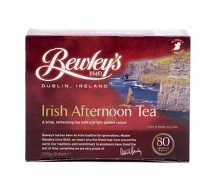 Bewley's Irish Afternoon 80 Tea Bags