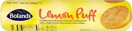 Bolands Lemon Puffs