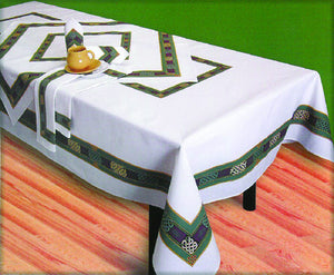 Kells Border Tablecloth