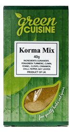 Green Cuisine Korma Mix