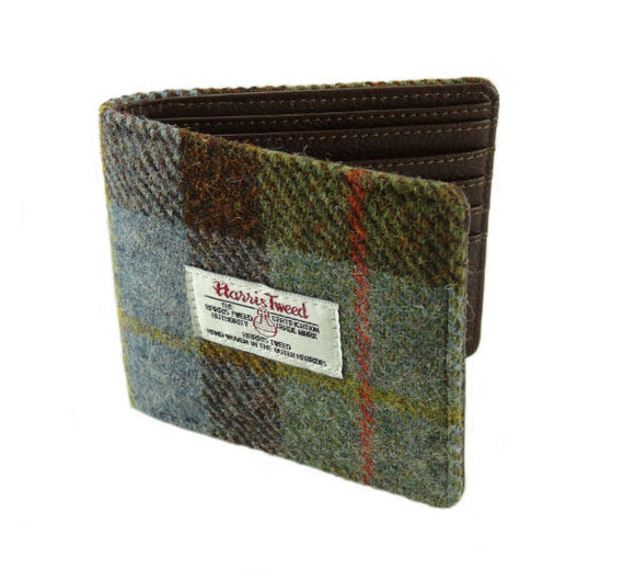 Mull Harris Tweed Gents Wallet