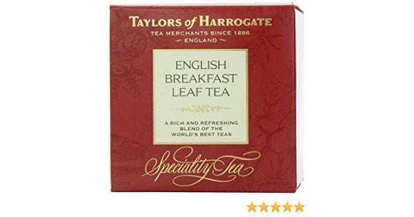 Taylors English Breakfast Leaf Tea