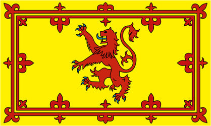 Scotland Lion Rampant Large 3' x 5' Flag