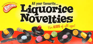 Barratt's Liquorice Novelties