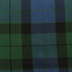MacKay Ancient Tartan Poly Viscose Cloth