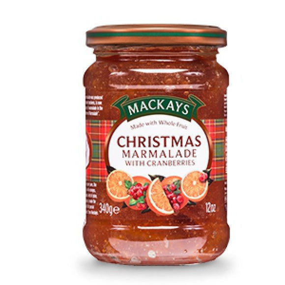 MacKay's Christmas Marmalade With Cranberries