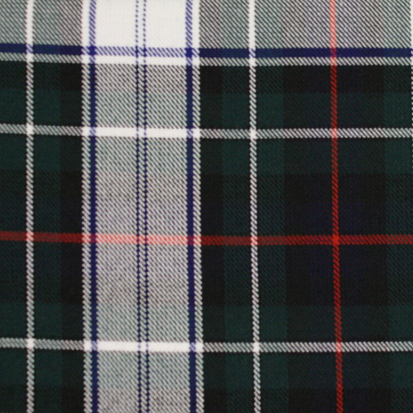 MacKenzie Dress Tartan Poly Viscose Cloth