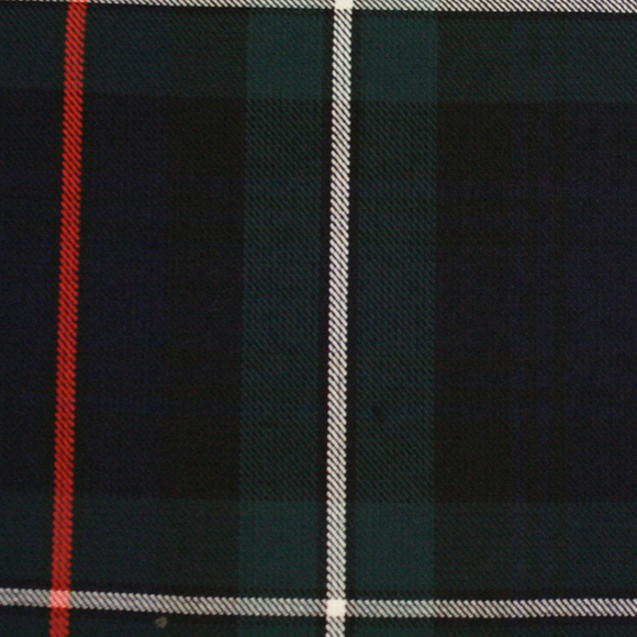 MacKenzie Tartan Poly Viscose Cloth