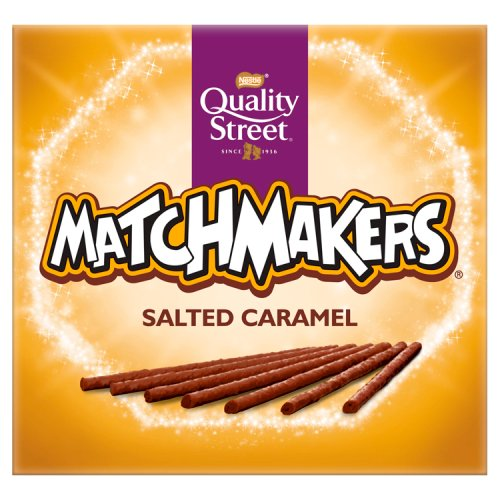 Nestle Quality Street Matchmakers Salted Caramel